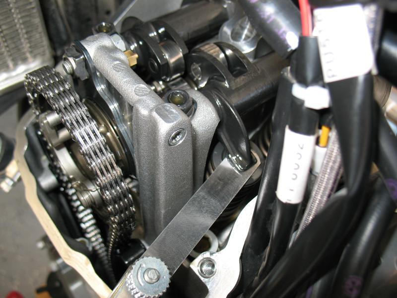 Cara setting klep motor bebek