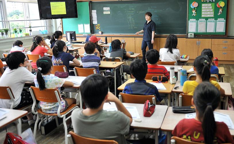 Hasil gambar untuk pendidikan di korea