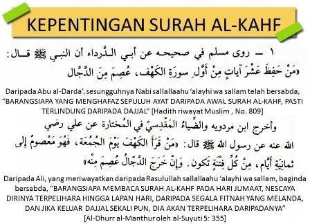 Ini Keutamaan Membaca Surah Al Kahfi Jangan Lupa Baca Al