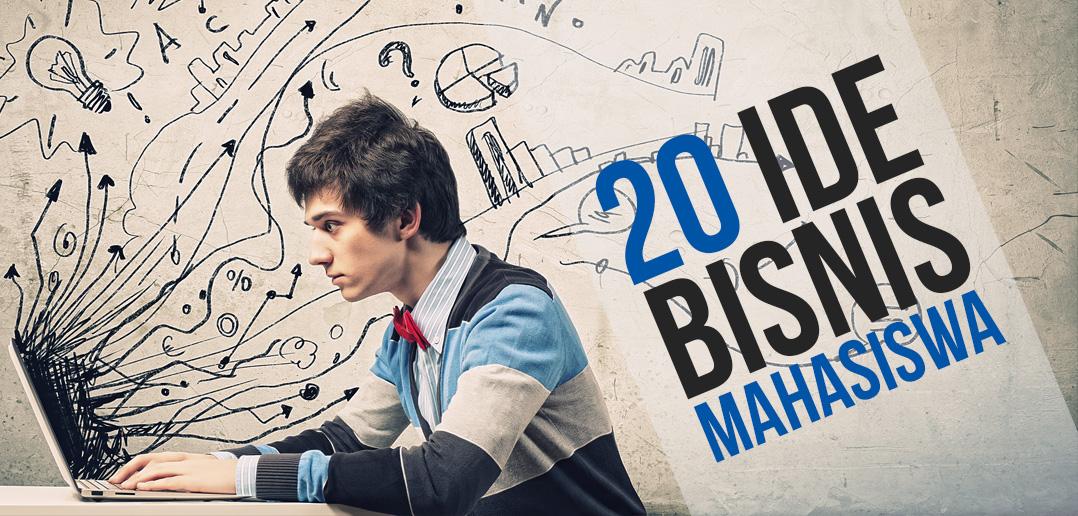 Bisnis Online Apa Yang Cocok Untuk Mahasiswa