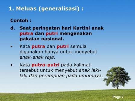 9 Contoh Kalimat Generalisasi Plus Penjelasannya